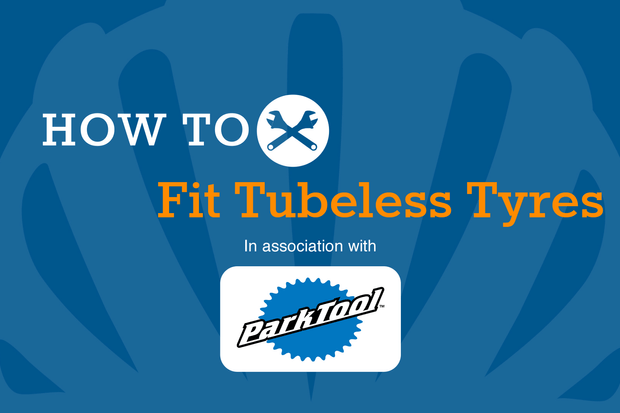 How to set up tubeless tyres