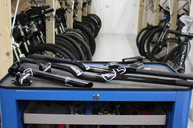 FSA's 2015 Gravity line consists of many proven components that have been treated to a fresh new look