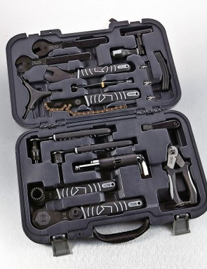 PRO's Professional Hardcase packs a genuinely useful set of tools and doesn't hog space