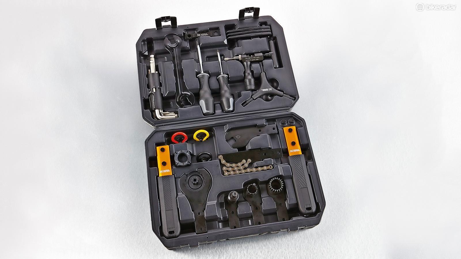Superstar Proline tool kit