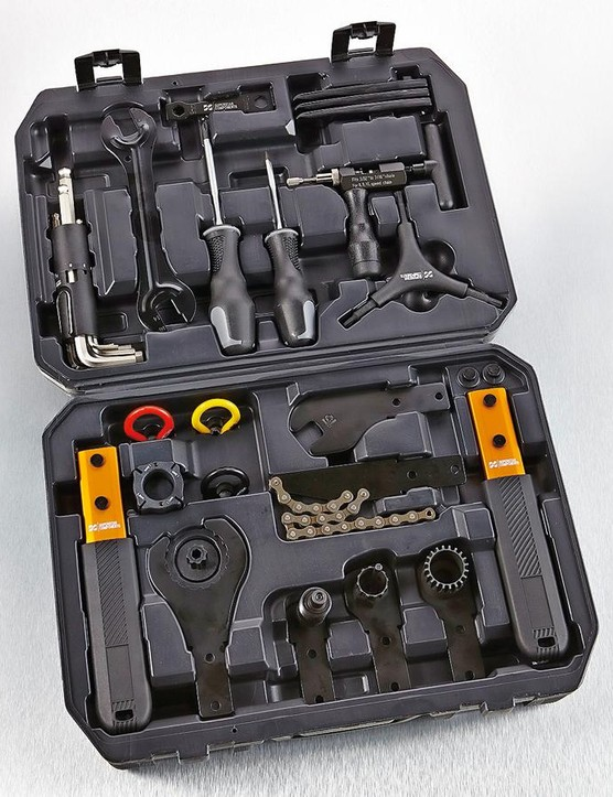Superstar Proline tool kit