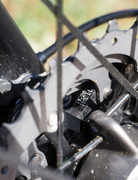 We recently became aware of relatively common complaints regarding creaking on Shimano Dura-Ace cassettes with carbon-reinforced spiders - and now that we're actively listening for it and trying to reproduce symptoms, we're hearing it now, too