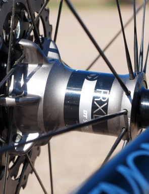 The excellent Bontrager hubs use DT Swiss internals