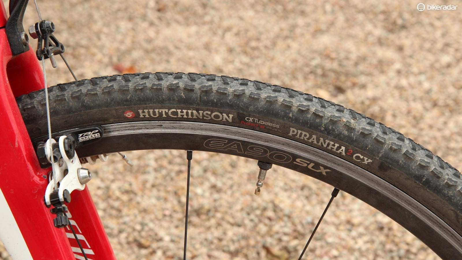 Hutchinson's Piranha 2 CX tubeless tire