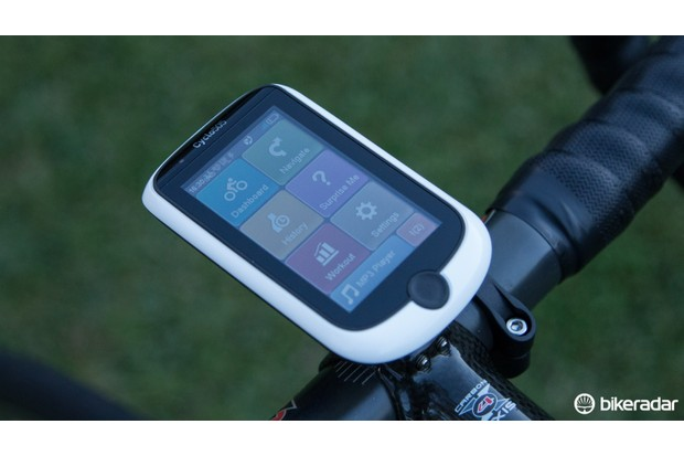 Cycling GPS devices are quickly becoming more like smart phones, although colourful touch screen displays are still only available at the high end