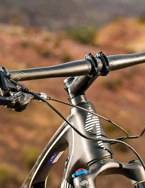 Lightweight finishing kit hints at lactic acid to come
