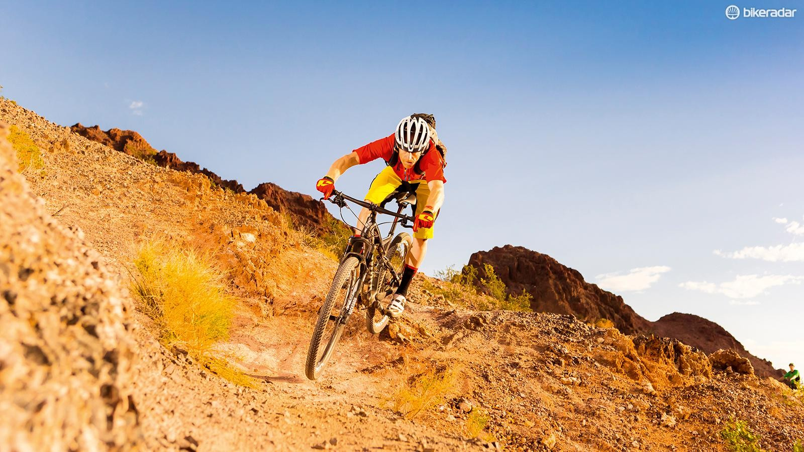 It's great to remember how much of an adrenalin rush a steep angled, snap handling XC machine can inject into your riding