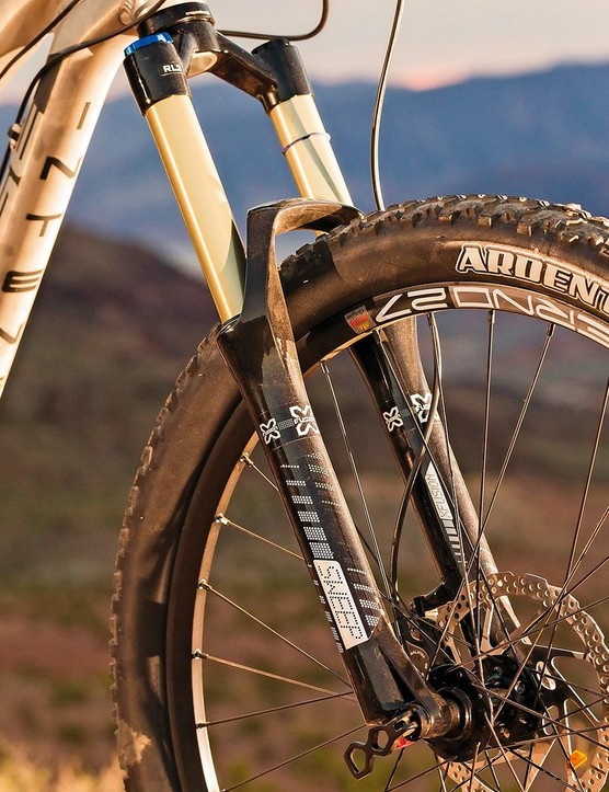 X-Fusion forks are amongst our favourite budget bump beaters