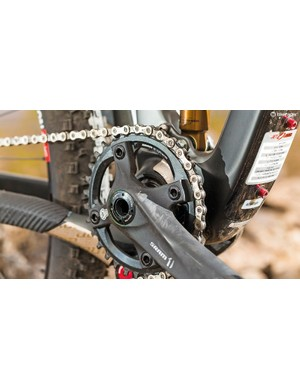 SRAM X1 provides the means for you to punish your leg muscles