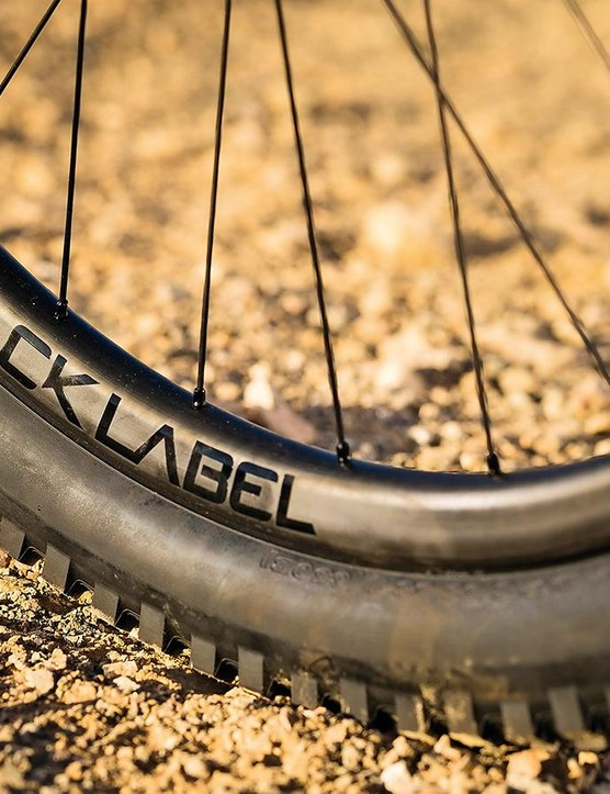 No, not the British cooking lager. These are reassuringly expensive Reynolds carbon rims