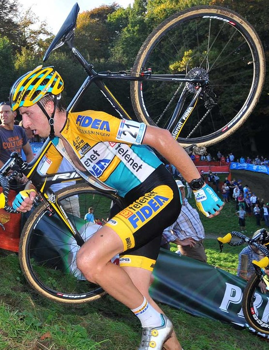 How about a different kind of cycling? Cyclocross perhaps?