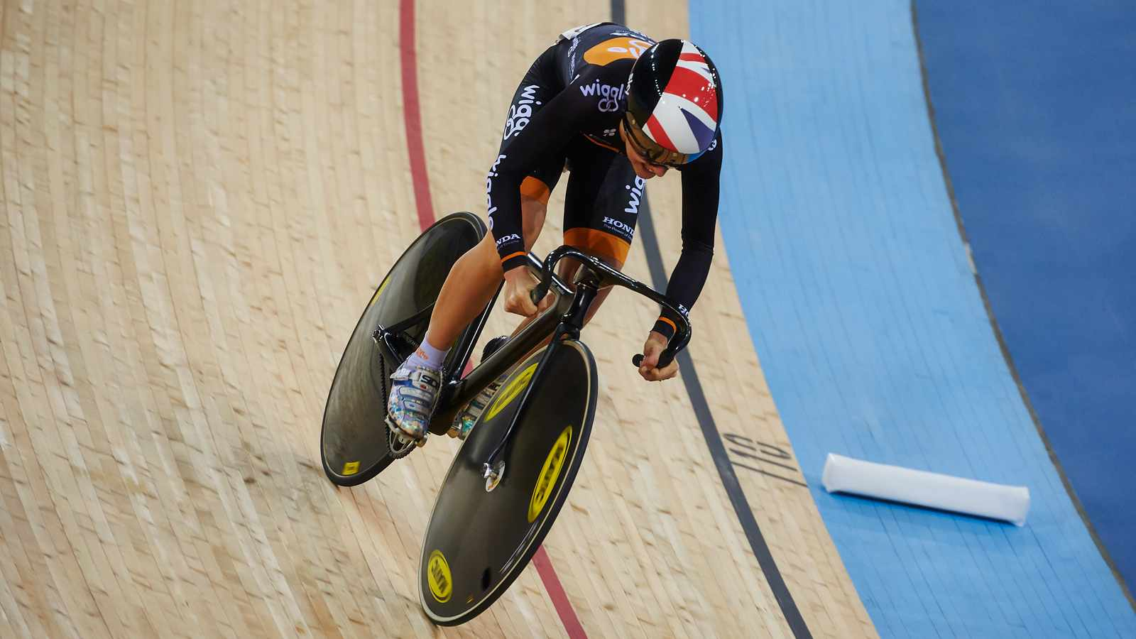 Track cycling returns this weekend with the Revolution Series opener
