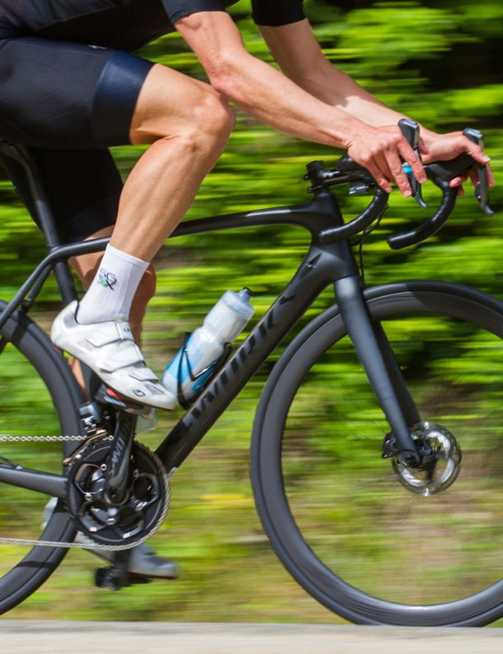 The S-Works Tarmac Disc is in a category of its own