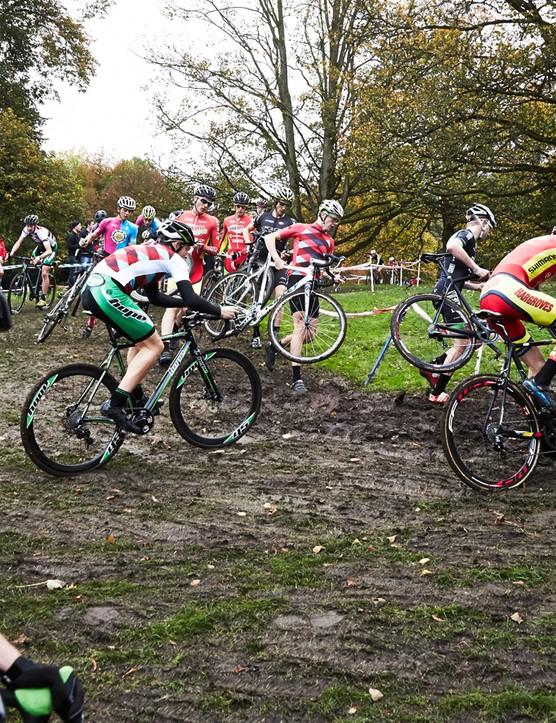 Muddy goodness abound at this weekend's event in London