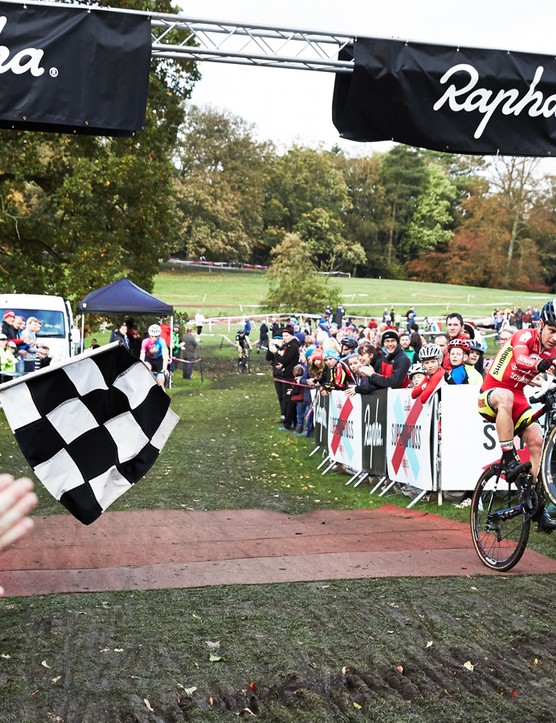 Rapha Super Cross will come to a stylish end in London this weekend
