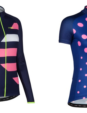To give context, the rest of DHB's Blok range also features these geometric designs