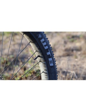 The combination a wide tire and wide rim can provide excellent traction across a range of conditions