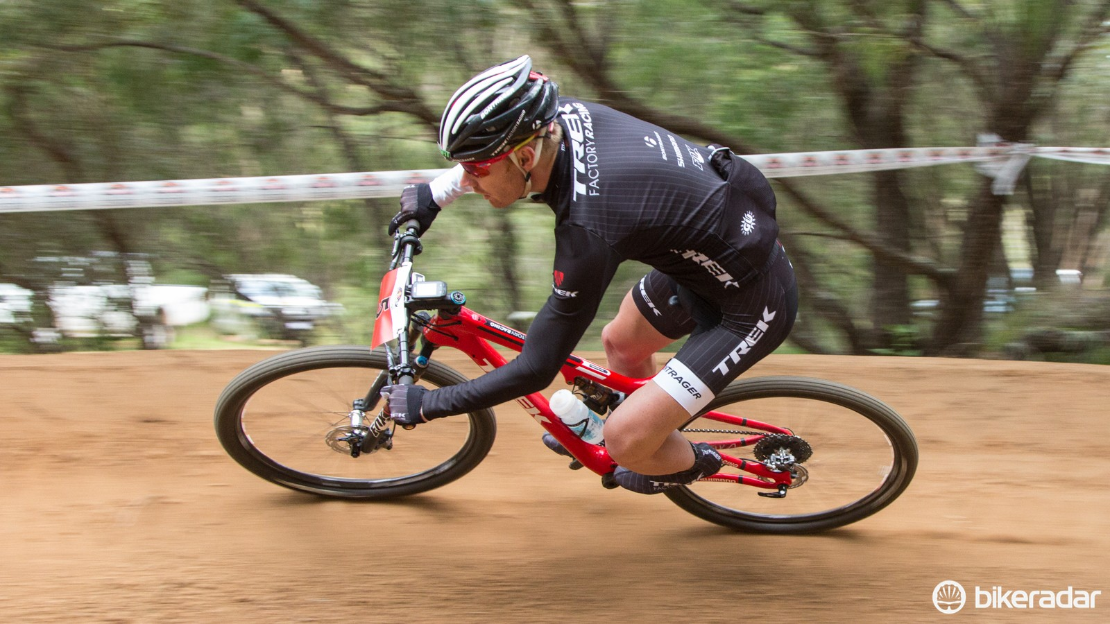 BikeRadar caught up with Dan McConnell at the Cape to Cape mountain bike race in Margaret River, Australia