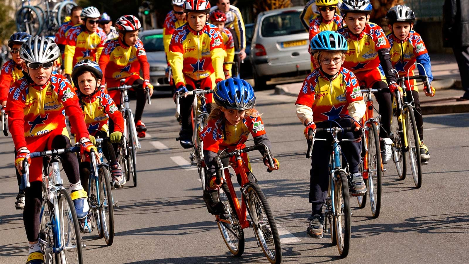 So your child wants to be a cycling superstar? Read on