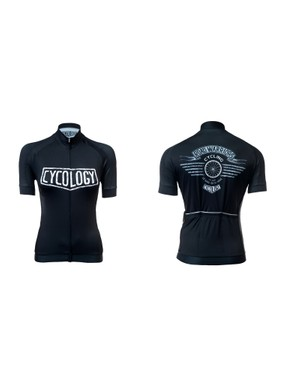 Cycology is known for its T-shirts that feature hand drawn designs. Now those unique designs have made it onto cycling kits