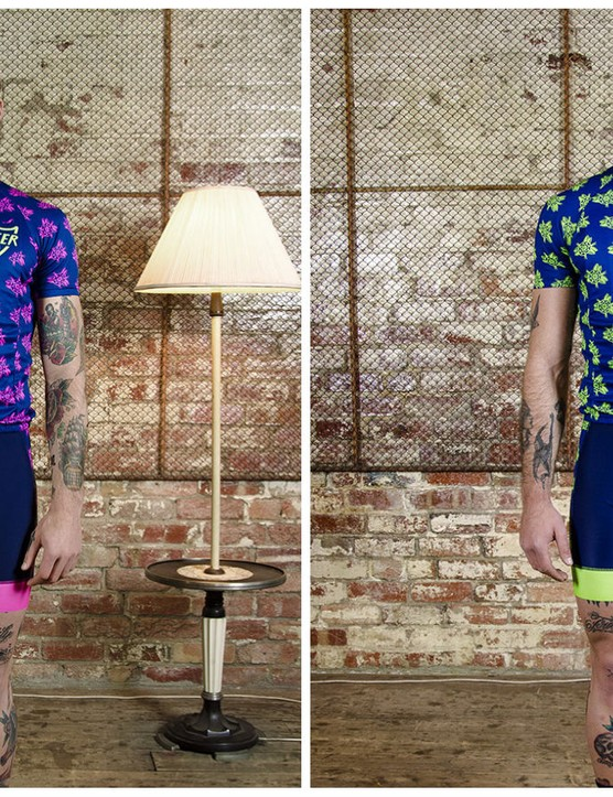 It wouldn't be an Aussie designed kit roundup without something loud and lairy