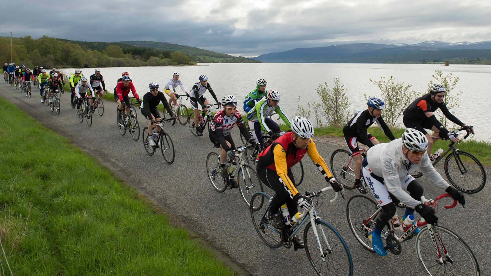 The Etape Caledonia is on the of the UK's most prestigious sportive events