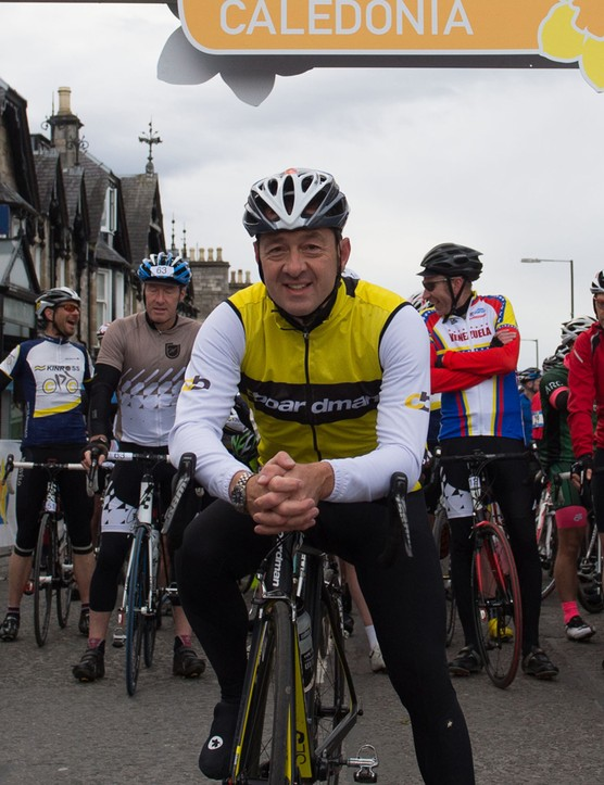 Chris Boardman took part in last year's event