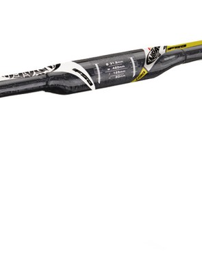 The new Shark K-Force Compact bars use unidirectional carbon reinforced with Kevlar