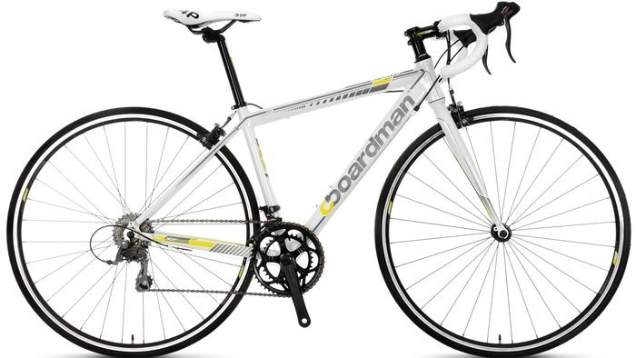 It's 700C on this Boardman Junior road bike