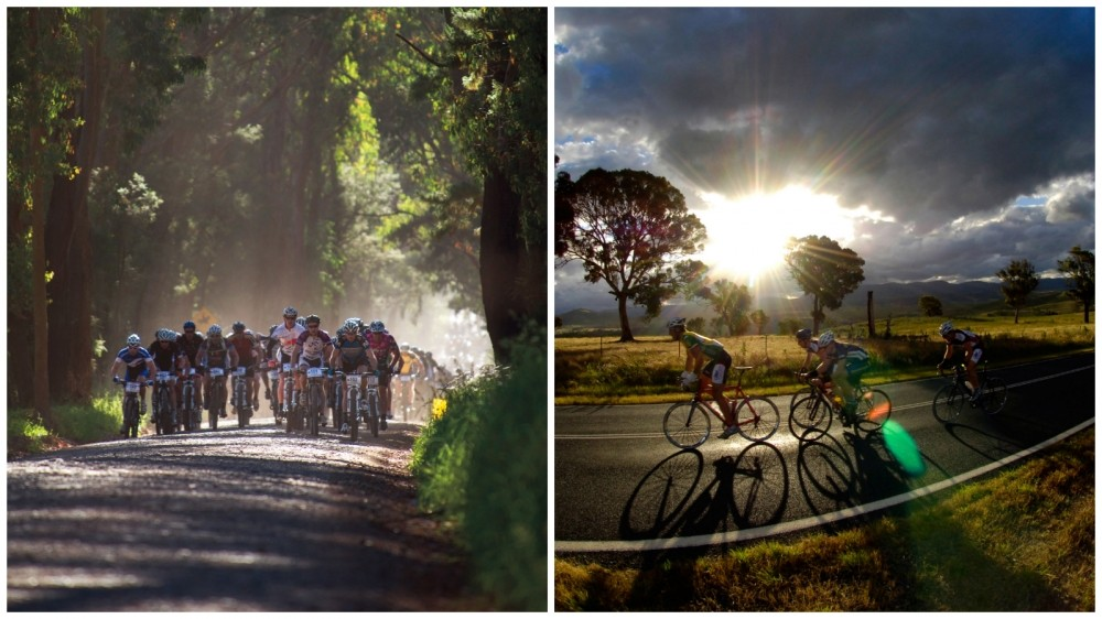 Do you ride both road and mountain? This could be an event for you