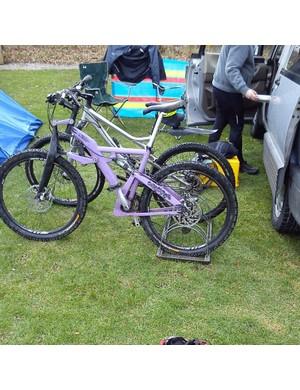 Bobs Bikes Whyte PRST