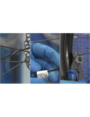 Different ways of isolating/removing the offending spoke