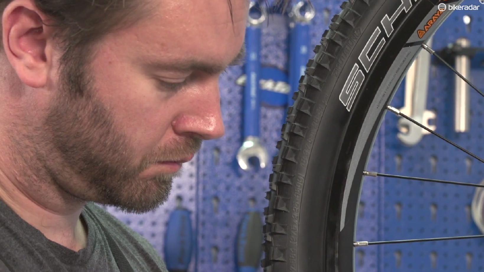 BikeRadar's James Tennant explains how to replace a spoke