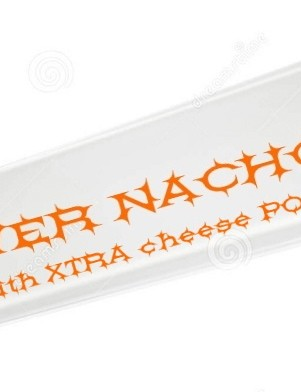 Nachos energy bar? Why not?