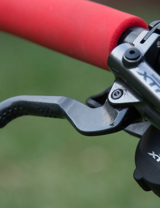 Paying the price of XTR means you get the very latest and greatest from Shimano