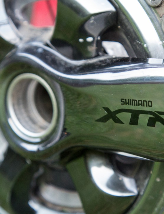 We've been giving Shimano's new 11-speed XTR M9000 groupset a long-term thrashing