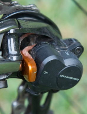 Shimano has moved the position of its Shadow Plus clutch switch due to previous compatability issues with some frames