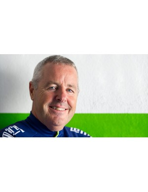 Stephen Roche won the Tour de France, Giro d'Italia and world championships in 1987