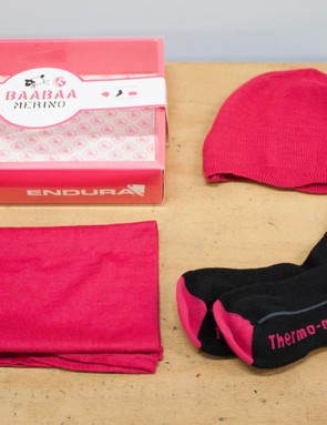 Endura Baabaa lady's gift set