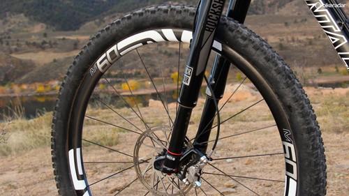 Enve M60 Forty rims - BikeRadar