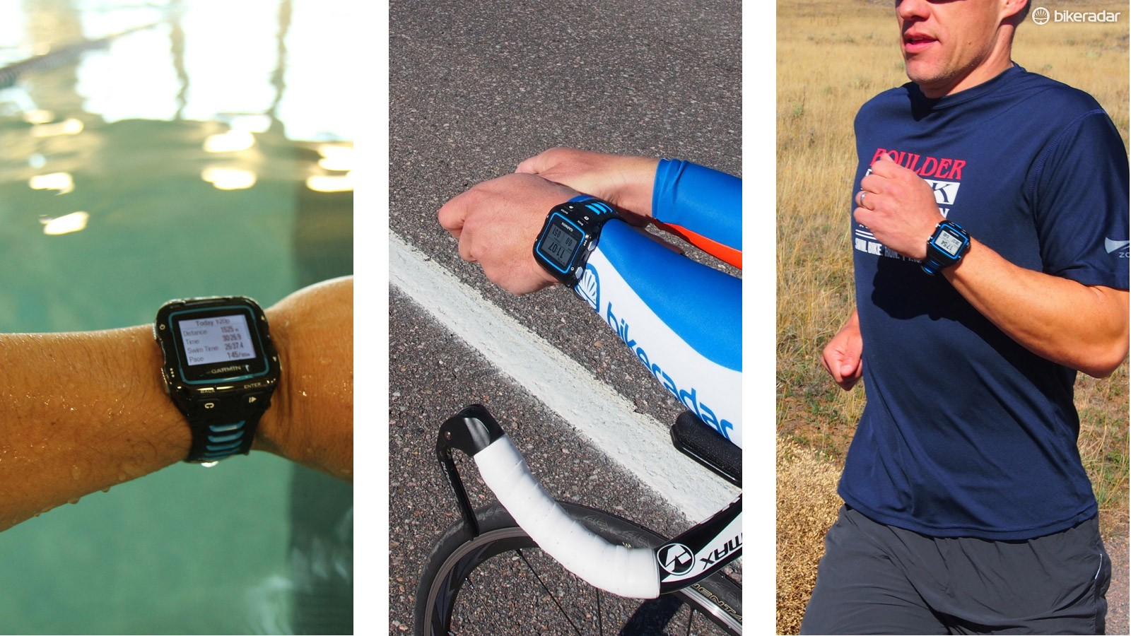 The Garmin Forerunner 920XT is the latest triathlon watch from the GPS giant