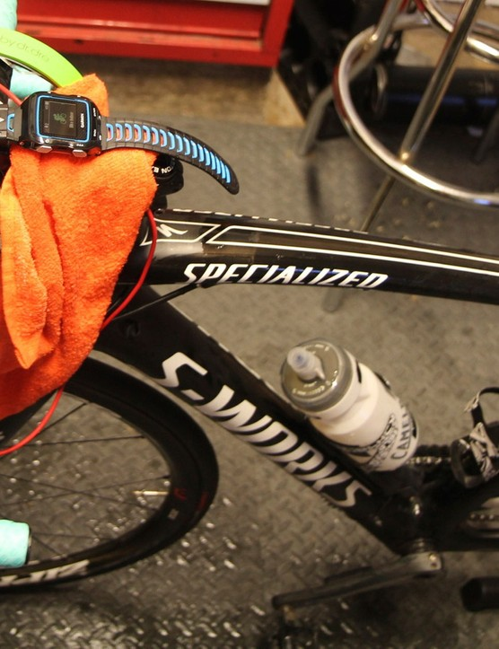 The Garmin 9209XT has seven modes, including Indoor Bike