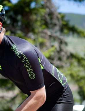 As is the trend, Pactimo has hi-vis options for 2014/2015