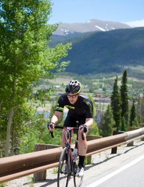 Beyond the visuals of Colorado, the varied weather and riding conditions of the state inform Pactimo's clothing design, the company says
