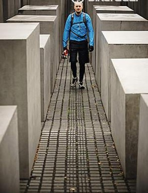 The Memorial to the Murdered Jews of Europe is another sobering, but essential stopping point