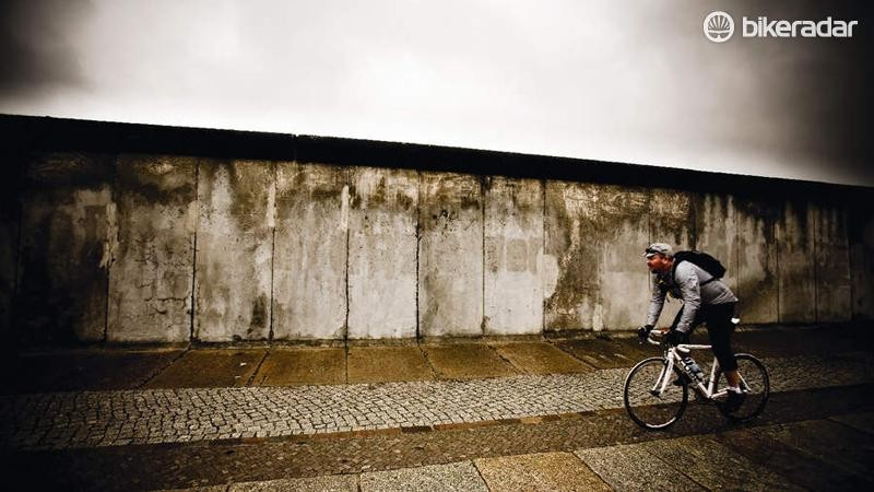 It's 25 years since the Berlin Wall fell, and five years since the Cycling Plus team rode its perimetre