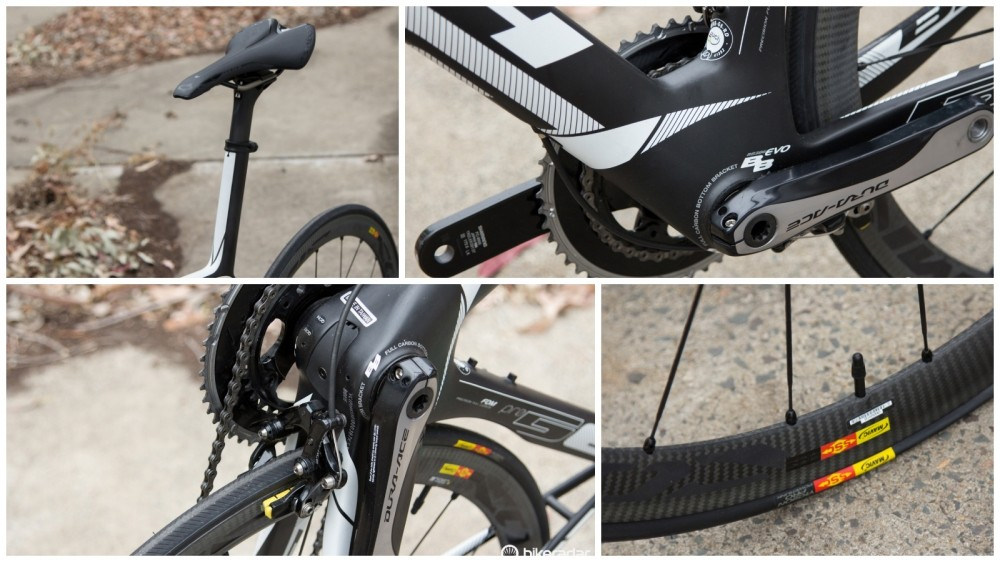 Plenty of wind-cheating features and few expenses spared on the BH G6 Pro
