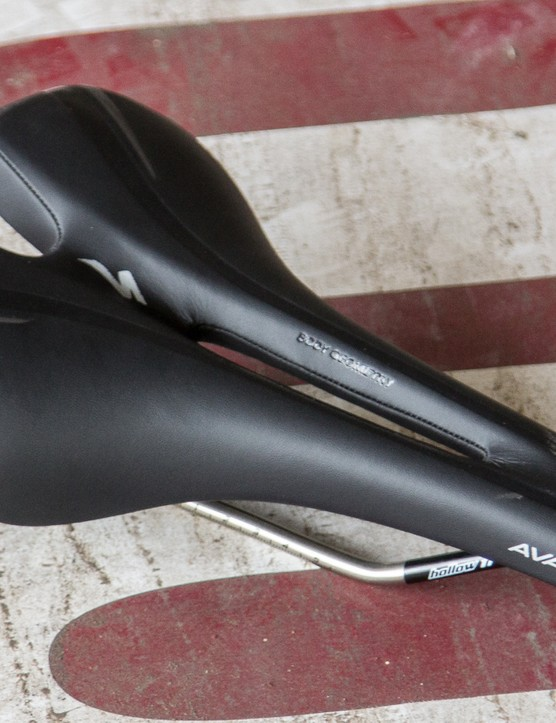 The Specialized Avatar Expert saddle features far more padding than most other performance-orientated saddles