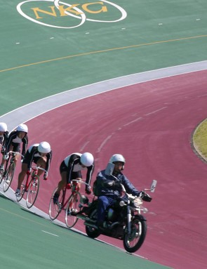 Japan's keirin school is 150km west of Tokyo, more than 1,000m up in the mountains in total isolation