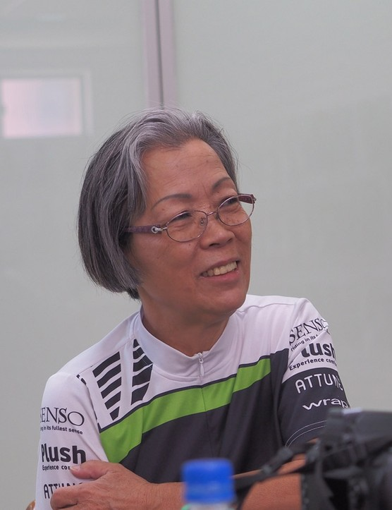Velo founder Stella Yu may be small in stature but she's a critical lynchpin to the bicycle industry. More than three decades after founding Velo in 1979, she still handles day-to-day operations at the company's primary facility in Taichung, Taiwan